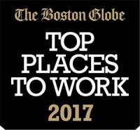 The Boston Globe - Top Places to Work 2017
